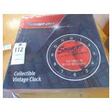 Snap On Collectable Vintage Clock