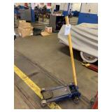 Lincoln 2 ton floor jack