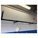 Hanging Tire Rack