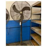 Master Shop Floor Fan
