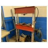 Rotunda Hydraulic Press