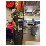 Rotary Hydraulic Lift