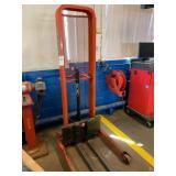 PRESTO Hydraulic Fork Lift