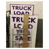 Signs and Sign Frames