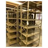 Metal Parts Rack