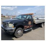 2003 Ford F550 SuperDuty Rollback