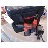 Snap On impact wrench and ratchet 3/8-1/4