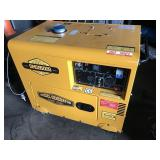 NEW Summit Diesel SMG9500 Generator