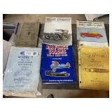 Auto Plane Books Model T