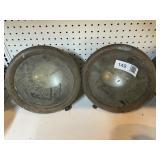 (2) Head Lamps