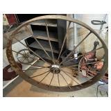 LG. Wagon Wheel