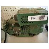AMF Green Machine Motor