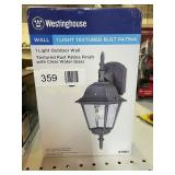 Outdoor Wall Light Westinghouse