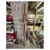 Surveyors Measuring Stick