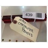 (10) Carpenter Pencils