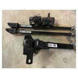 LG. Hitch Stabilizers