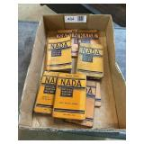 NADA Offical Used Car Guides
