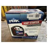 Peak Jump-Starter 600 Amps