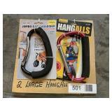 (2) LG HangAlls