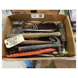 Tools Hammers Files Chisels
