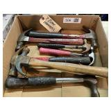 (7) Claw Hammers