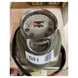 Tactometer Fuel Gauge