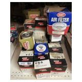 Air and Oil Filters
