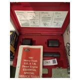 Ford Diesel Essential Service Tools