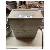 Dairy Delivery Box Cooler