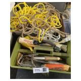 Garden Tools and Ropes