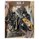 Scissors Tin Snips Cutting Blades