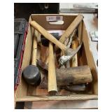 Box of Hammers