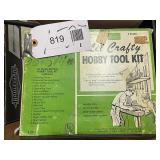 Lil Crafty Hobby Tool Kit