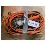 Extension Cord Work Light