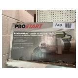 ProStart Remanufactured Starter