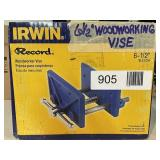 """6 1/2"""" Woodworking Vise"""