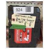 "Craftmans 3/8"" SAE Socket Set"