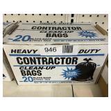 Heavy Duty Contractor Bags