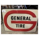 General Tire Sign