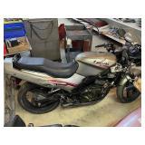 2006 Kawasaki Ninja Motorcycle