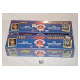 2-1989 SCORE FACTORY BASEBALL SETS