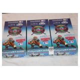 3-SEALED BOXES AAA BASEBALL FUTURE STARS CARDS