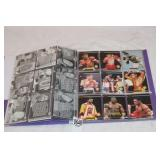 BOOK OF BOXING CARDS