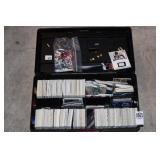 TOOL BOX WITH MIXED CARDS