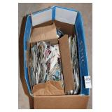 LARGE BOX MIXED SPORTS CARDS