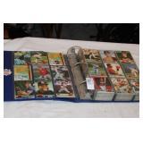 BOOK BASEBALL CARDS