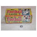 1988 TOPPS FOOTBALL FACTORY SET