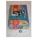 1994 TOPPS FACTORY SEALED SERIES I SET