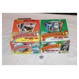 2-BOXES BASEBALL CARD WAX PACKS FULL