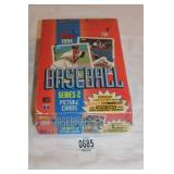 1994 TOPPS SERIES II FACTORY SEALED